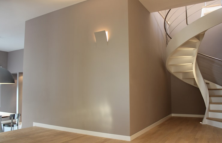 MGD Home: Ingresso & Corridoio in stile  di Ernesto Fusco