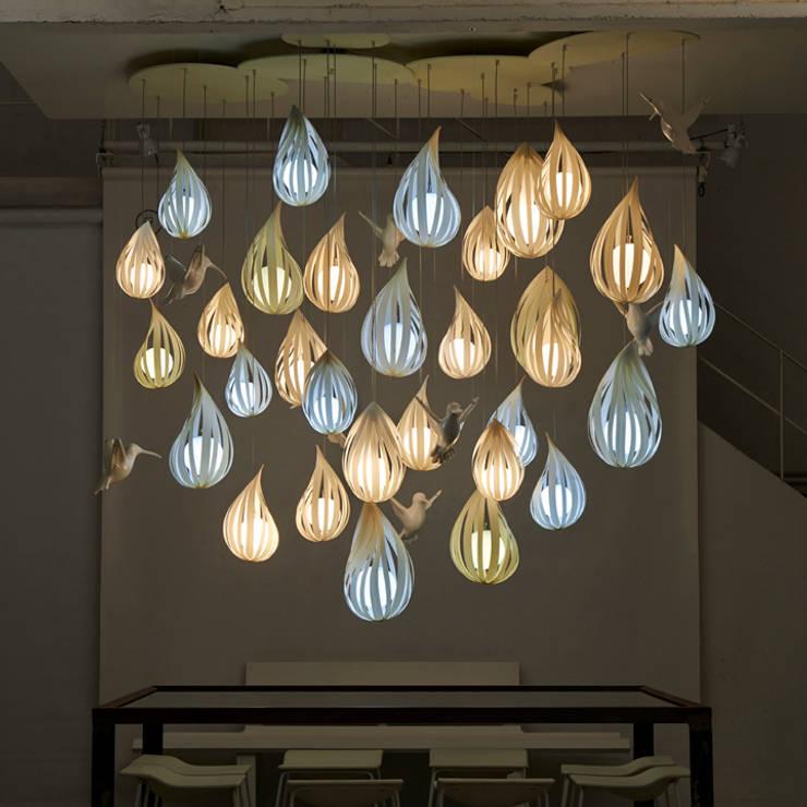 Salas de estilo  por Javier Herrero* Studio