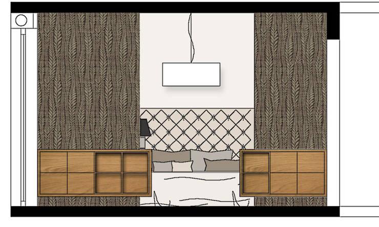 Phòng ngủ phong cách kinh điển bởi Atelier Schöngestalt Kinh điển