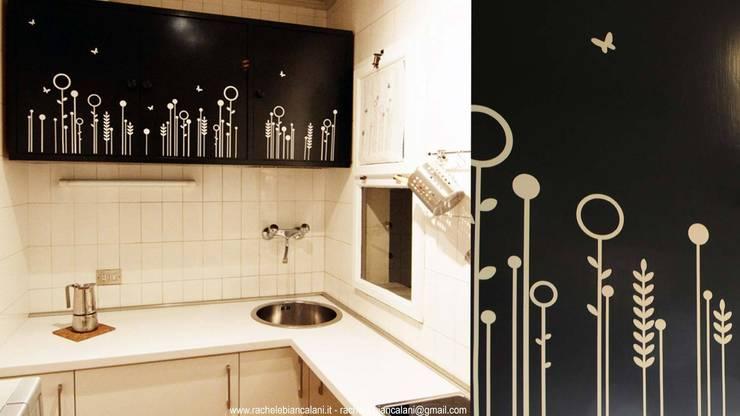 Stencil da parete per far brillare la fantasia sui vostri for Stencil per mobili cucina