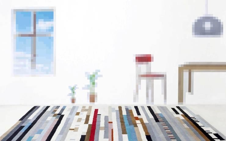 Walls & flooring by Enblanc