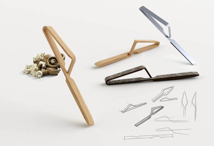 Kitchen Tweezers:  de estilo  de CARRASCOBARCELO design studio