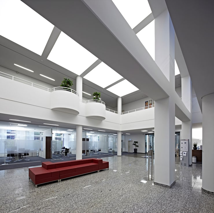 Office buildings by es plant gmbh & co. kg