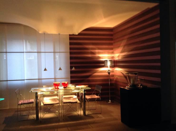 غرفة السفرة تنفيذ Mettner Raumdesign