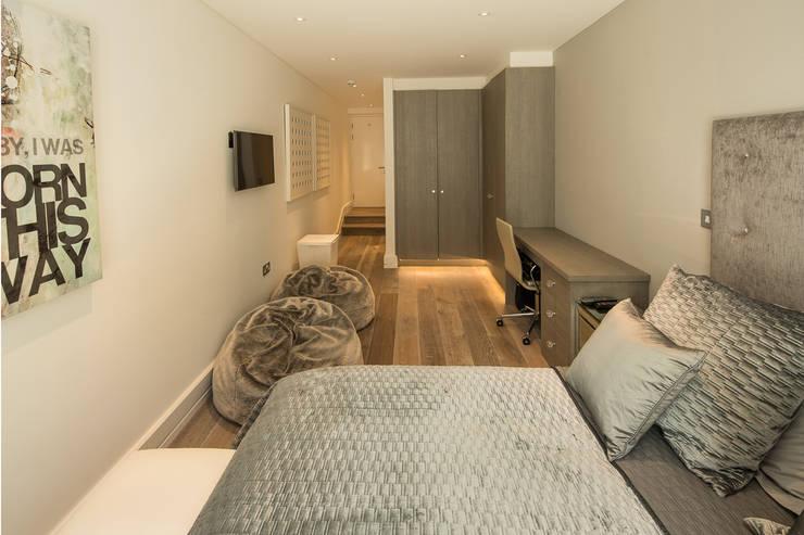 XUL Architecture: iskandinav tarz tarz Yatak Odası