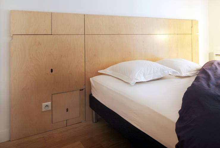 غرفة السفرة تنفيذ LDRP architecture et design
