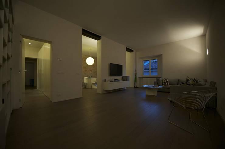 Living room by bloom graficamentearchitettato