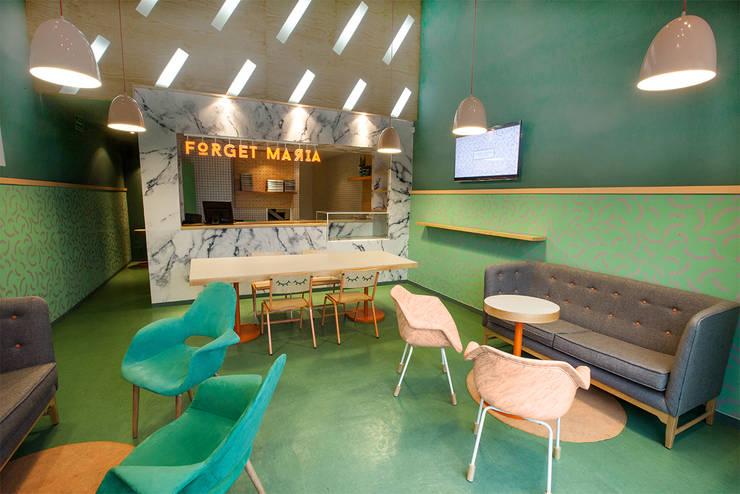 Forget Maria : Salas de estilo  por A-G