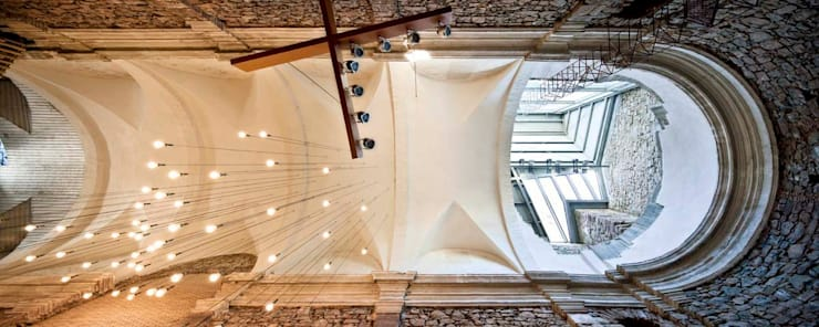 Jordi Surroca: Museos de estilo  de Dc arquitects