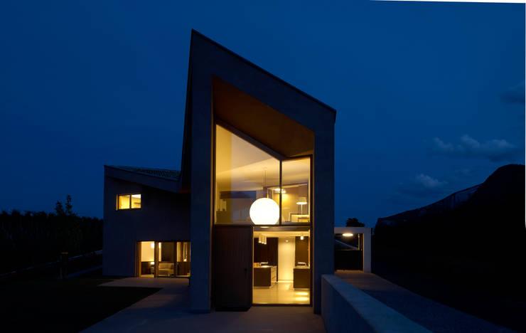 MoDus Architects의  주택,