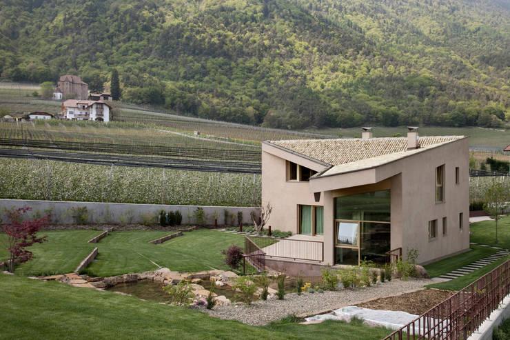 Projekty,  Domy zaprojektowane przez MoDus Architects