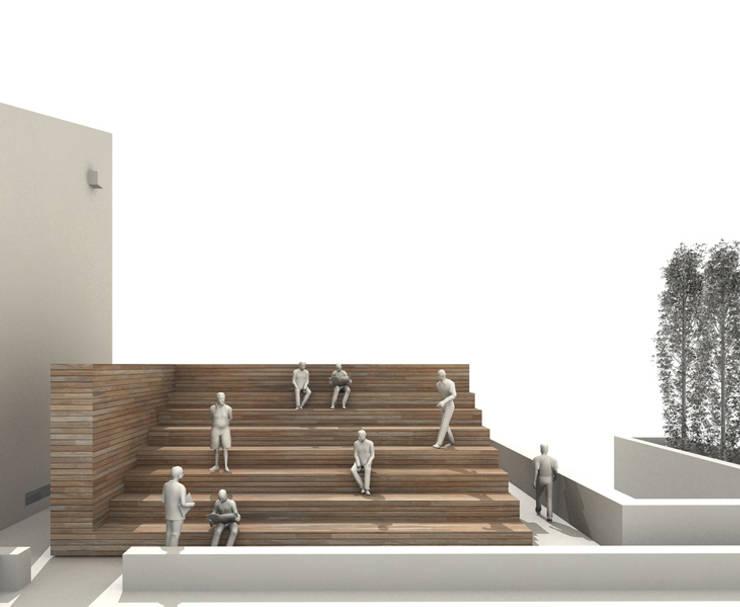 TRIBUNA:  in stile  di DELISABATINI architetti