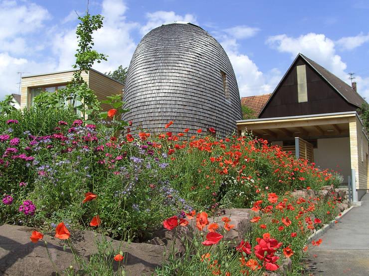 Ferienwerkstatt – Tumlingen:  Häuser von Jarcke Architekten