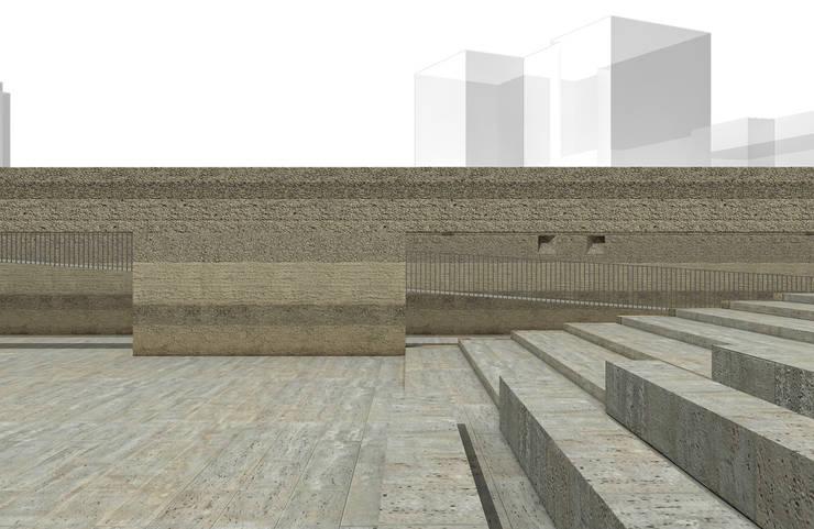 TEATRO ALL'APERTO:  in stile  di DELISABATINI architetti