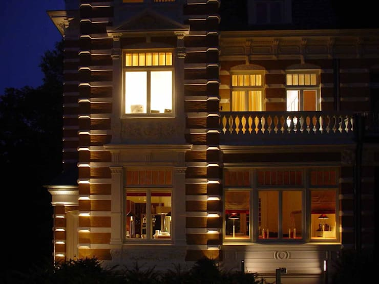 classic Houses by list lichtdesign - Lichtforum e.V.
