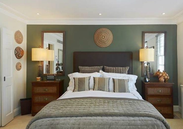 Interior design and sourcing, Knightsbridge, London: modern Bedroom by SlightlyQuirky ltd