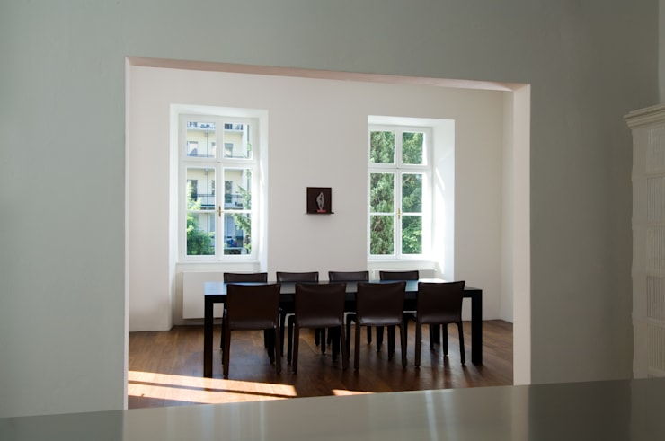 Dining room by Christian Schwienbacher,