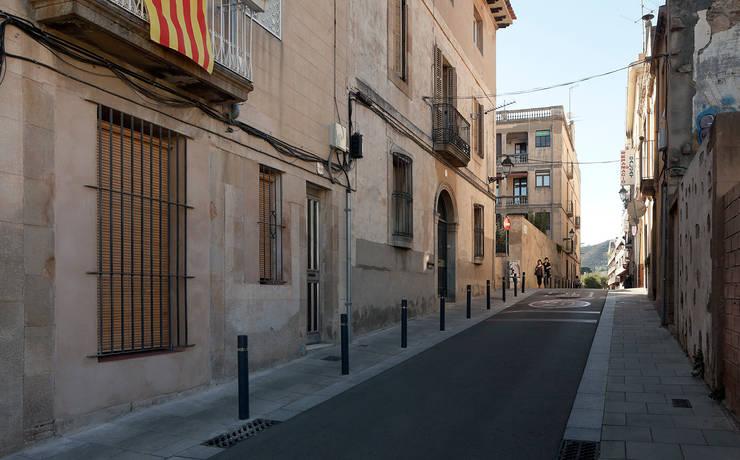PISO EN SARRIÀ: Casas de estilo  de ISABEL LOPEZ VILALTA + ASOCIADOS