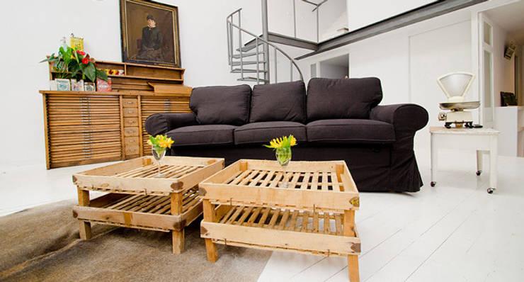 Sala de estar  por Make sense studio