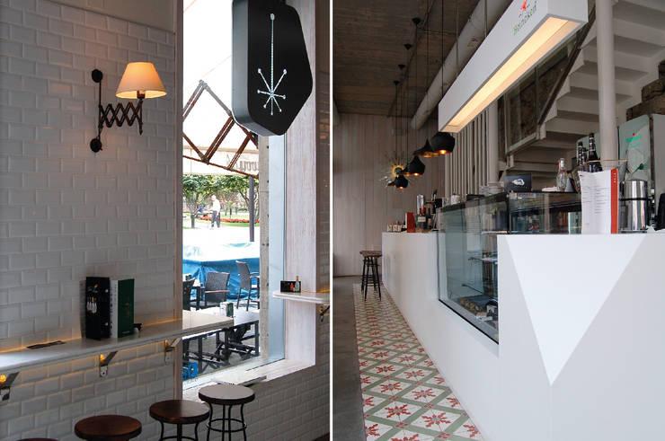 Savoy: Locales gastronómicos de estilo  de LabMatic Estudio
