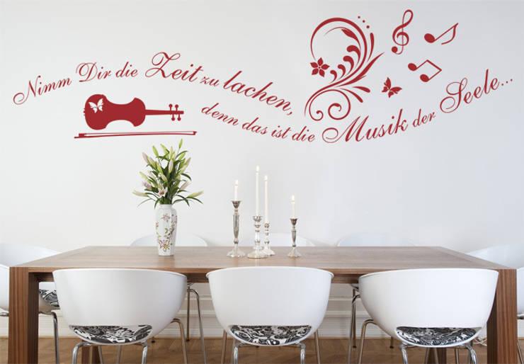 Wandtattoo - Nimm Dir Zeit zu lachen... 2 :   von K&L Wall Art,Ausgefallen