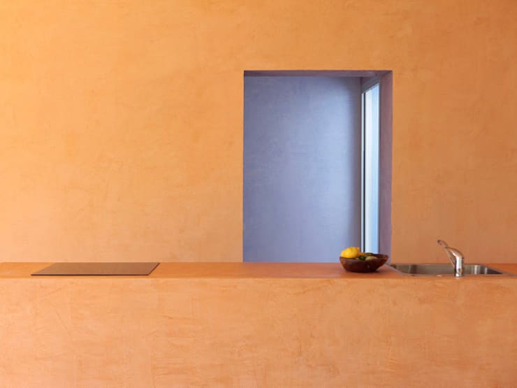 Villa ISAKY: Cuisine de style de style Moderne par Paul Franceschi