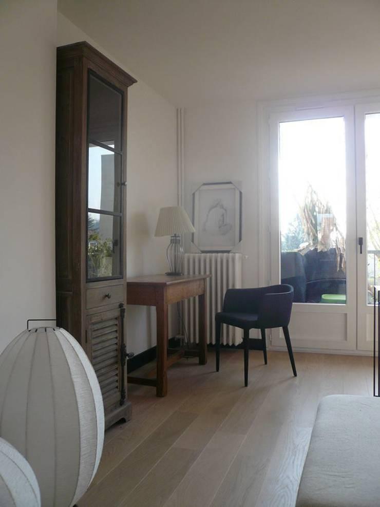 Restructuration et décoration d\'un appartement de 90m² dans ...