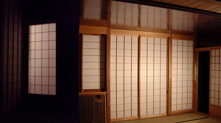 JAPANISCHE SHOJI : asiatische Wohnzimmer von GERSTENBERGER®