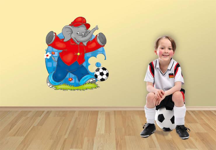 Детская комната в . Автор – K&L Wall Art,