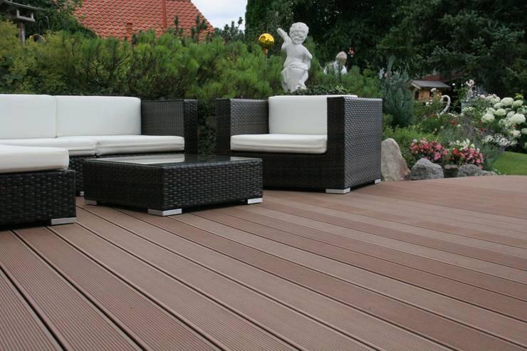Terrassenbelag :  Garten von Bernhard Preis - Interior Design aus der Region Tegernsee