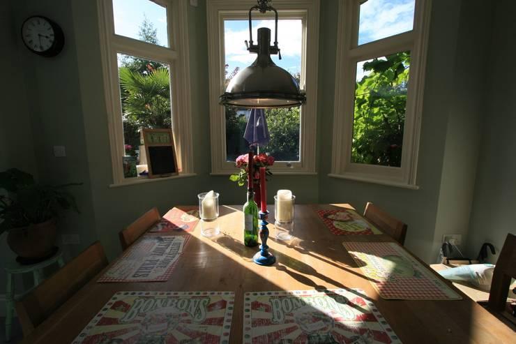 Transformed NW London Terrace :  Kitchen by Model Projects Ltd