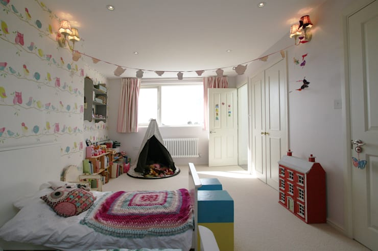 Transformed NW London Terrace : classic Kitchen by Model Projects Ltd