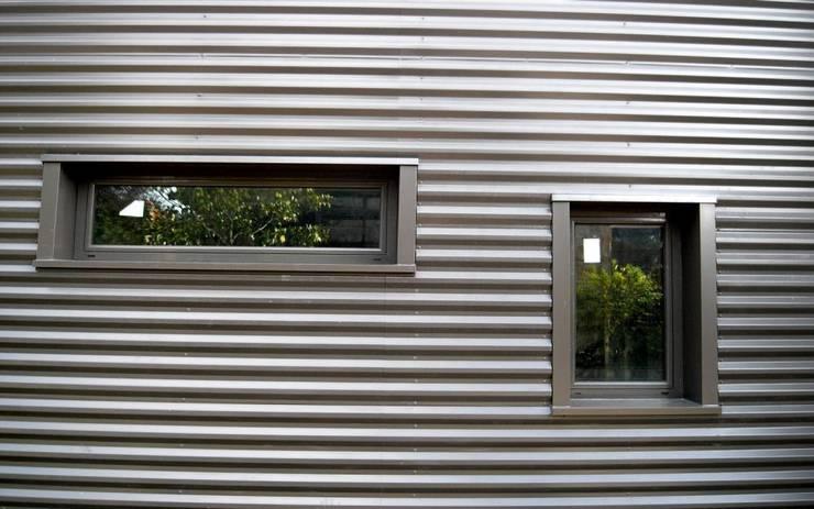 Houses by Allegre + Bonandrini architectes DPLG