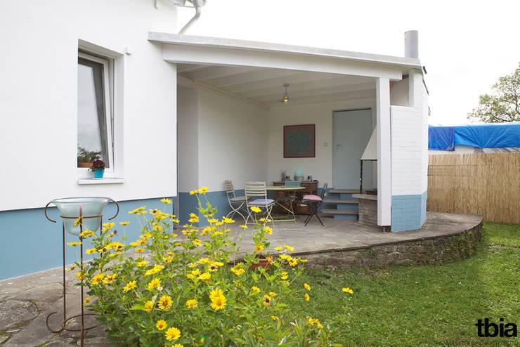 Terrasse de style  par tbia - Thomas Bieber InnenArchitekten