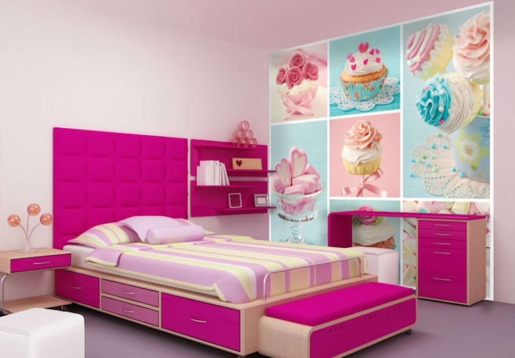 Walls & flooring by K&L Wall Art