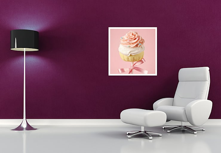 Wallprints - Lovely Cakepop :  Wände & Boden von K&L Wall Art,