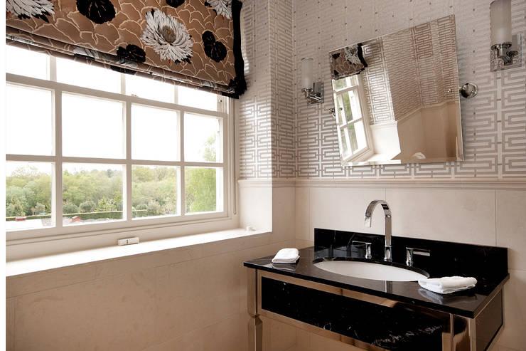Bathroom by Elizabeth Bee Interior Design