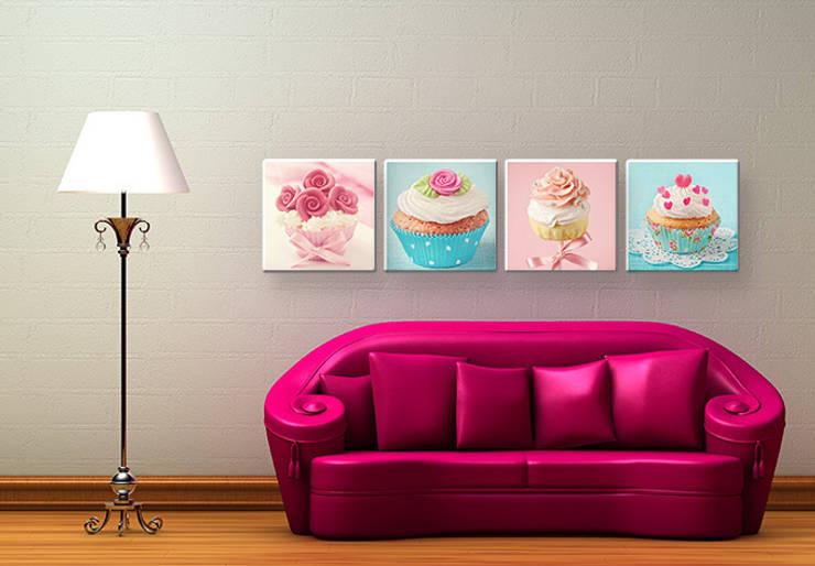 oleh K&L Wall Art, Eklektik