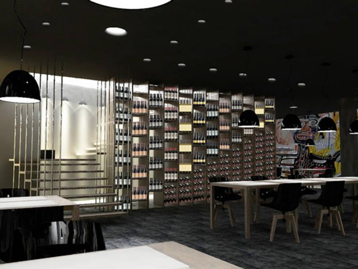 Vista 2: Negozi & Locali commerciali in stile  di lca-office