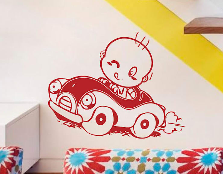 Nursery/kid's room by EBREVINIL,