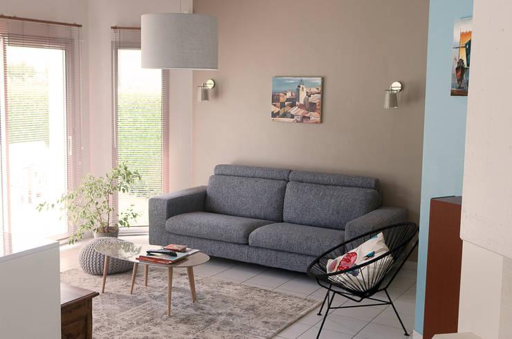 Wohnzimmer von Gwenaelle Hoyet,