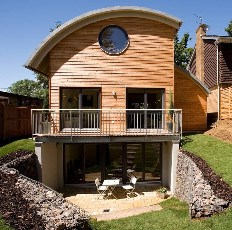 Projekty,  Domy zaprojektowane przez haus ltd