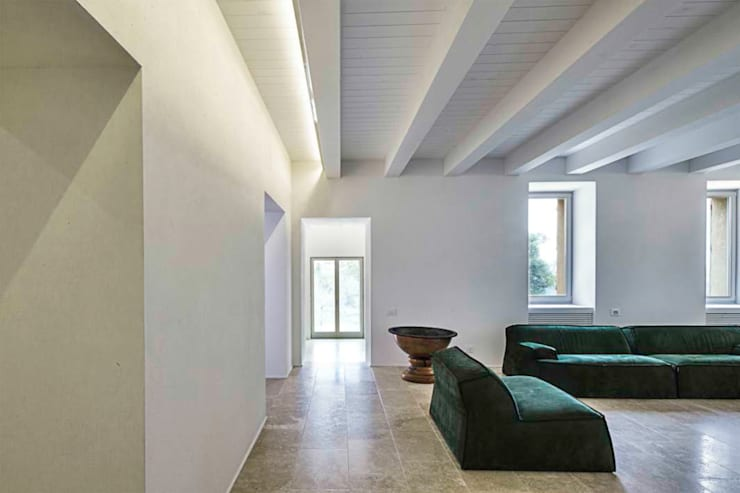 Living room by vps architetti
