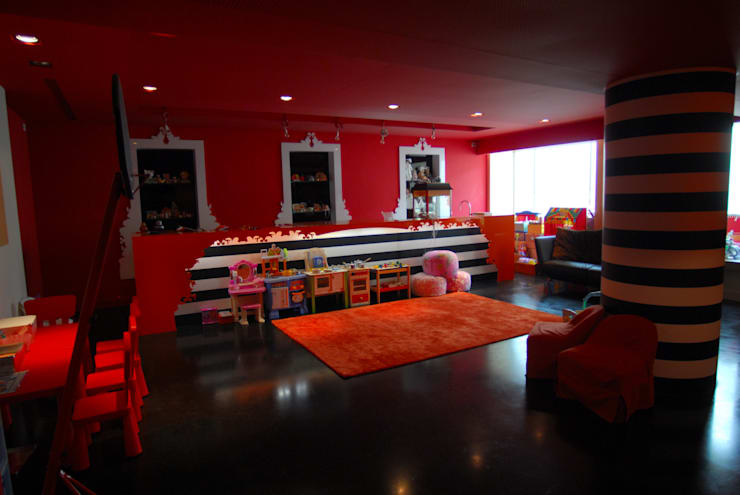 Kinderzimmer von Scultura & Design S.r.l.