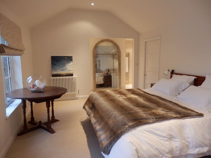 Bedroom by inclover,