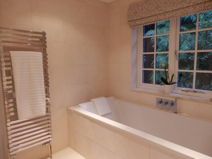 Baños de estilo  por inclover,