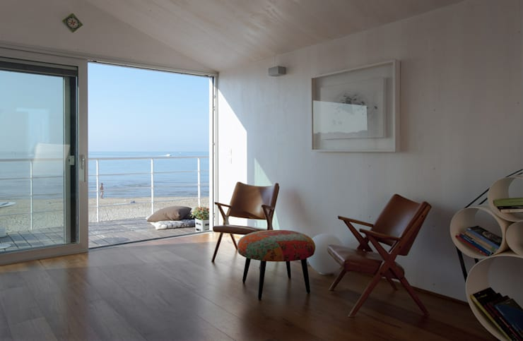 Livings de estilo mediterráneo de Studio Zero85 Mediterráneo