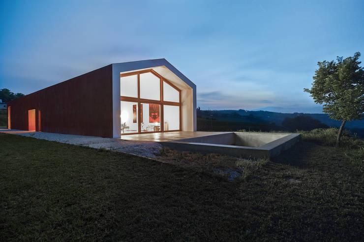 Projekty,  Domy zaprojektowane przez Studio Zero85