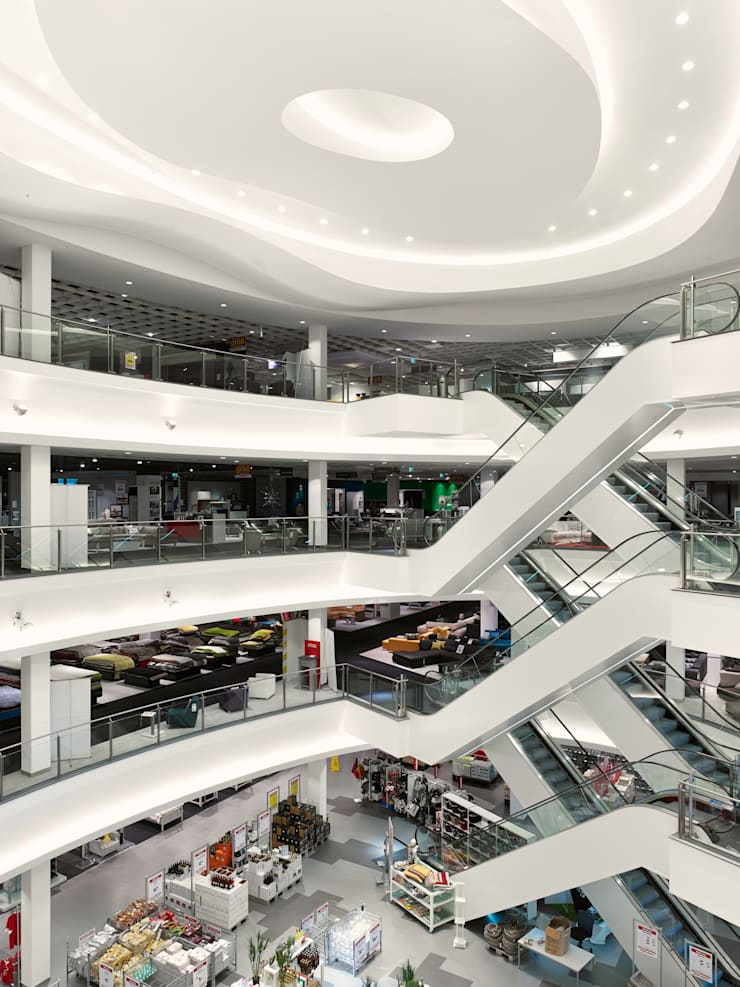 Offices & stores by Tobias Link Lichtplanung, Modern