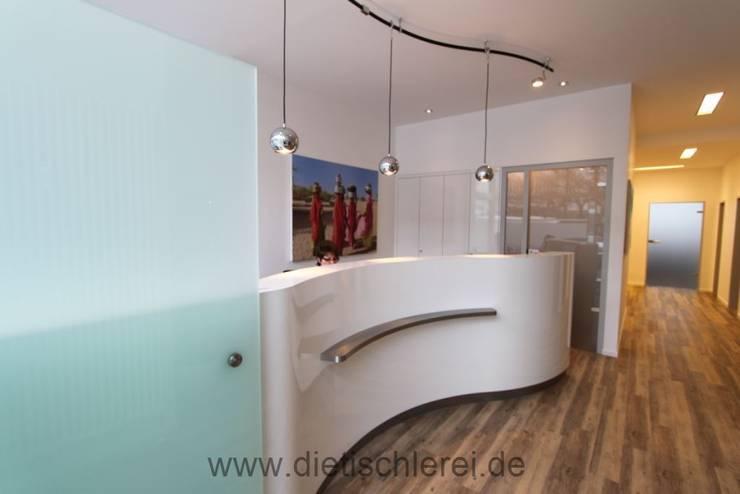 Die Tischlerei :  tarz Ofis Alanları & Mağazalar